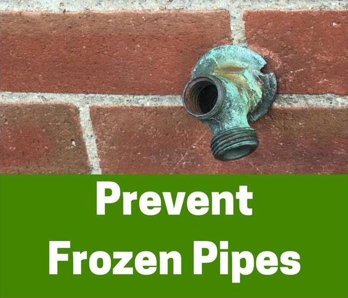 7 Tips For Avoiding Frozen Pipes Servpro Of Waltham