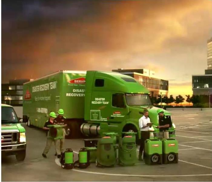 Why SERVPRO Choose SERVPRO for Storm Cleanup in Watertown, Mass.