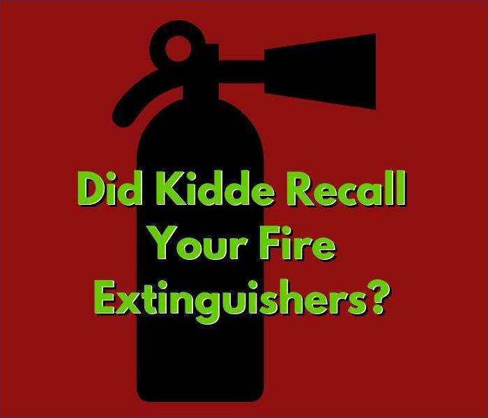 Commercial Waltham, Mass. Fire Extinguisher Recall