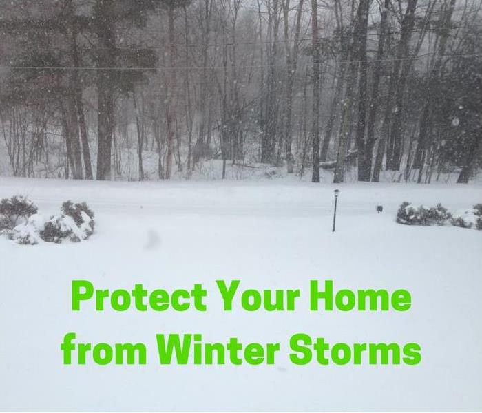 Storm Damage How To Protect Your Home from Winter Storm Damage